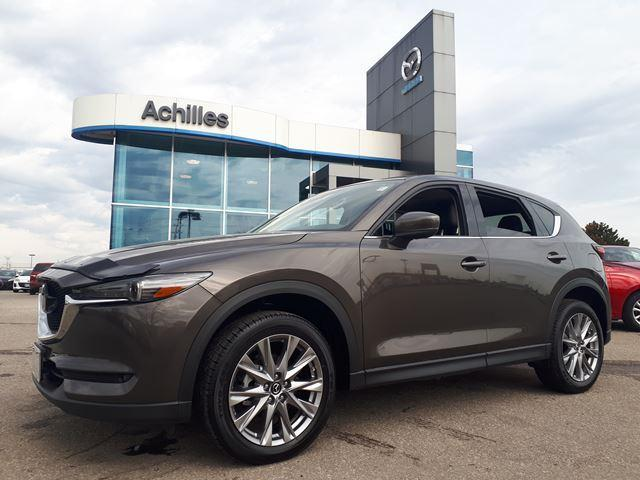 2019 Mazda CX-5 GT (Stk: H1808) in Milton - Image 1 of 12