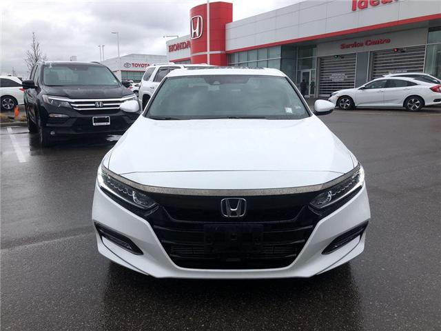 2018 Honda Accord Sport (Stk: I190343A) in Mississauga - Image 2 of 20
