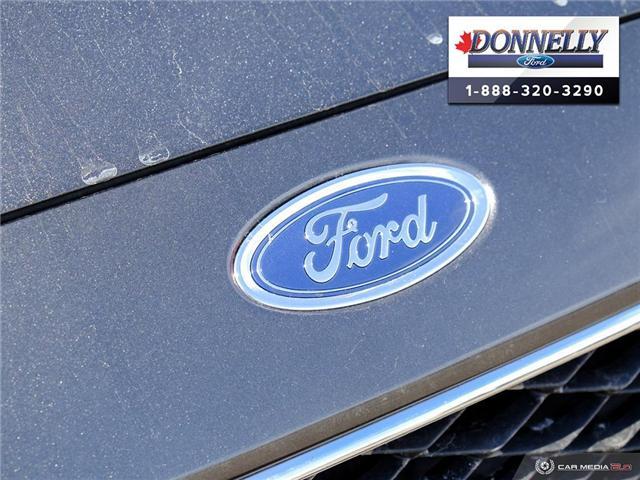 2018 Ford Focus SE (Stk: DR2219) in Ottawa - Image 9 of 27
