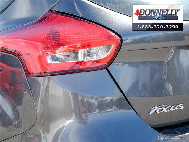 2018 Ford Focus SE (Stk: DR2219) in Ottawa - Image 12 of 27