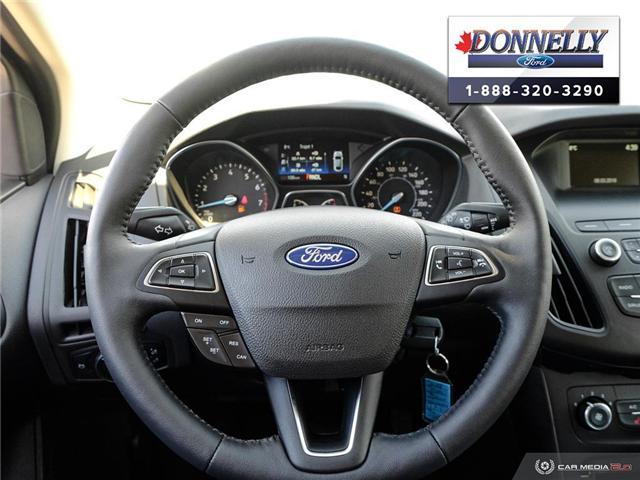 2018 Ford Focus SE (Stk: DR2219) in Ottawa - Image 14 of 27