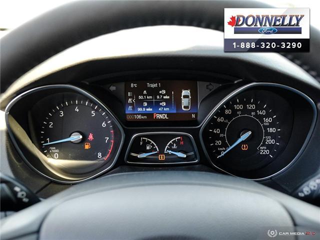 2018 Ford Focus SE (Stk: DR2219) in Ottawa - Image 15 of 27