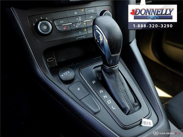 2018 Ford Focus SE (Stk: DR2219) in Ottawa - Image 19 of 27
