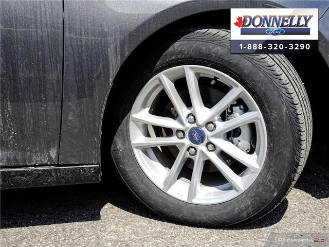 2018 Ford Focus SE (Stk: DR2218) in Ottawa - Image 6 of 27