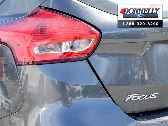 2018 Ford Focus SE (Stk: DR2218) in Ottawa - Image 12 of 27