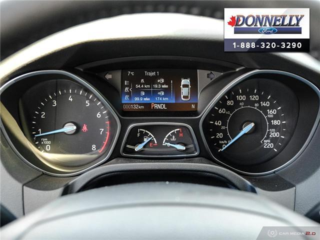 2018 Ford Focus SE (Stk: DR2218) in Ottawa - Image 15 of 27