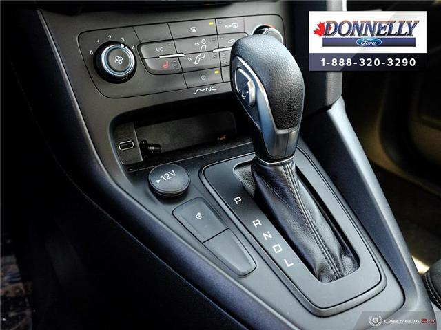 2018 Ford Focus SE (Stk: DR2218) in Ottawa - Image 19 of 27