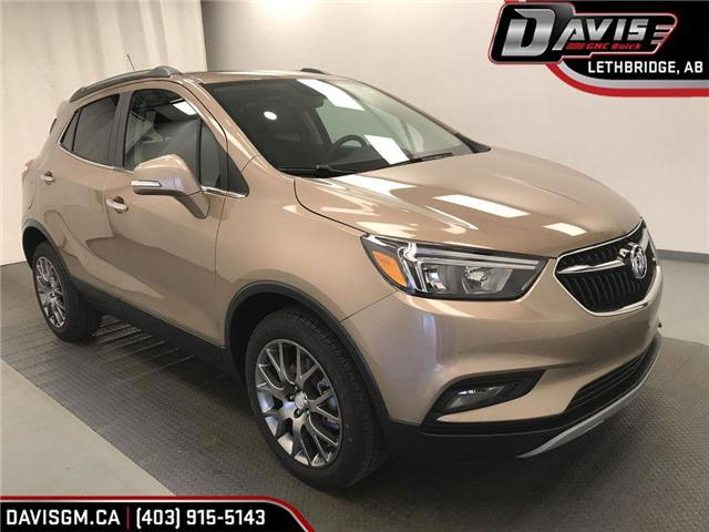 2019 Buick Encore Sport Touring (Stk: 204383) in Lethbridge - Image 1 of 37