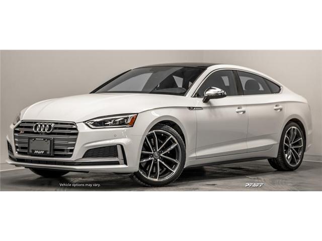 2019 Audi S5 3.0T Progressiv (Stk: T16568) in Vaughan - Image 1 of 22