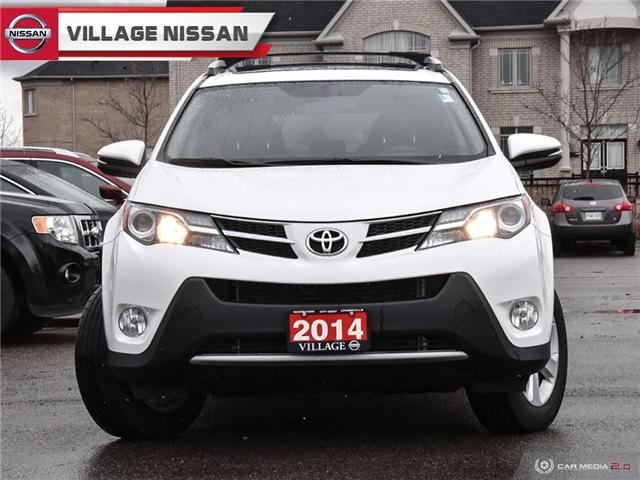 2014 Toyota RAV4 XLE (Stk: 90094A) in Unionville - Image 2 of 27