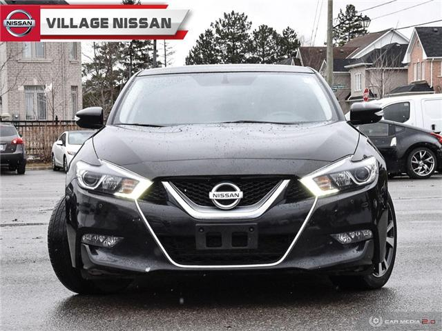 2016 Nissan Maxima SV (Stk: P2783) in Unionville - Image 2 of 27