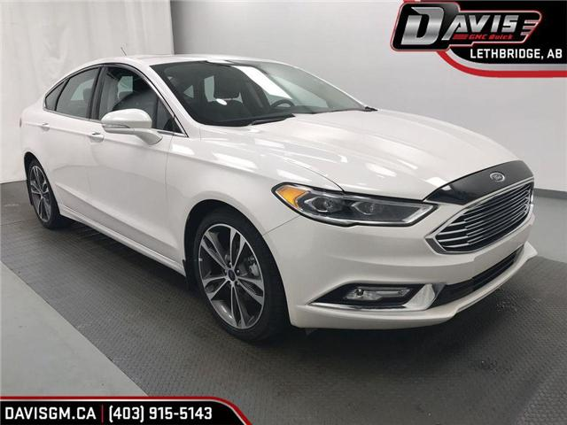 2018 Ford Fusion  (Stk: 204422) in Lethbridge - Image 1 of 37