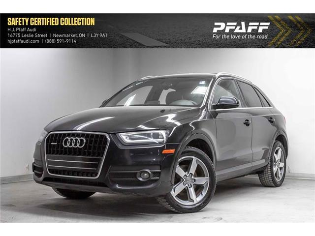 2015 Audi Q3 2.0T Progressiv (Stk: 53193) in Newmarket - Image 1 of 22