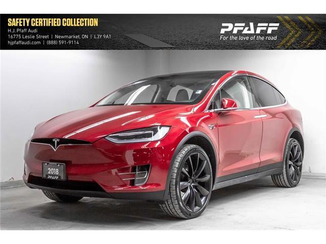 2018 Tesla Model X 100D (Stk: 53204) in Newmarket - Image 1 of 22
