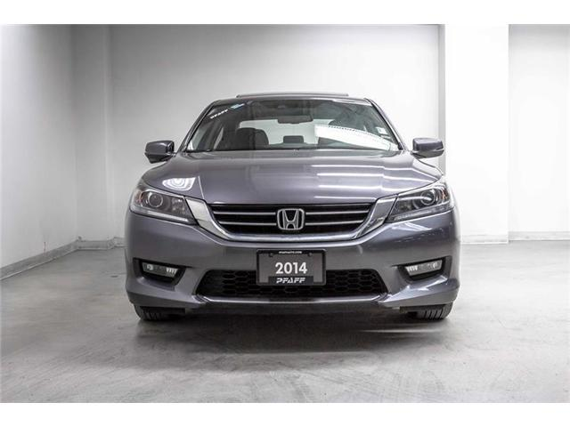 2014 Honda Accord EX-L V6 (Stk: A10390A) in Newmarket - Image 2 of 22