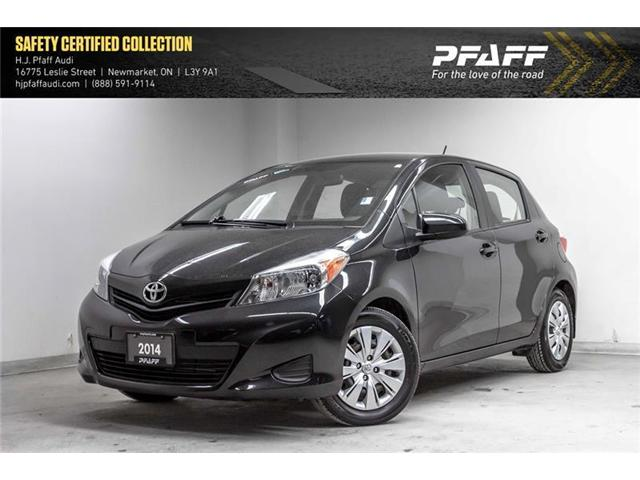2014 Toyota Yaris LE (Stk: A11921A) in Newmarket - Image 1 of 18