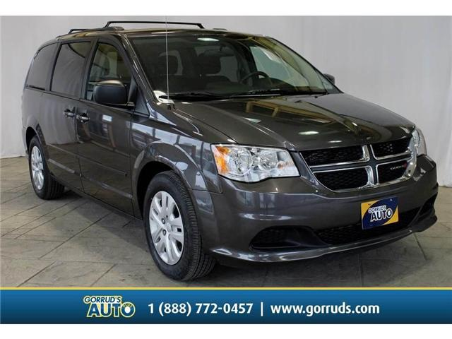 2016 Dodge Grand Caravan SE/SXT (Stk: 386072) in Milton - Image 1 of 40