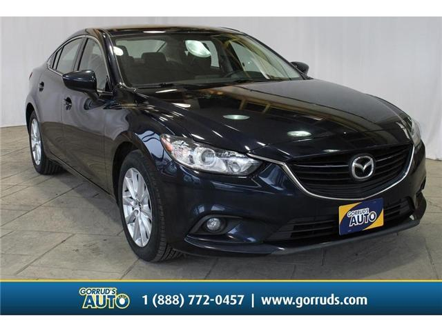 2016 Mazda MAZDA6 GS (Stk: 456547) in Milton - Image 1 of 40