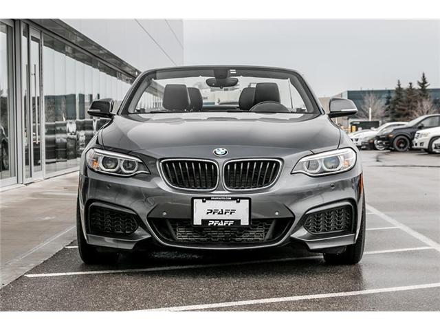 2016 BMW 228i xDrive Cabriolet (Stk: U7775) in Vaughan - Image 2 of 22
