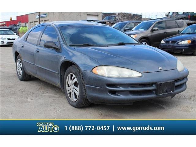 2003 Chrysler Intrepid SE (Stk: 2C3HH4) in Milton - Image 1 of 14