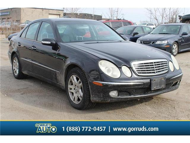 2005 Mercedes-Benz E-Class Base (Stk: 171166) in Milton - Image 1 of 14