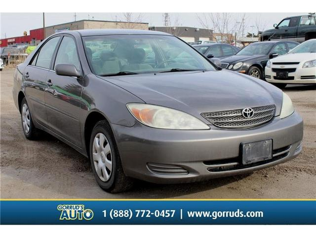 2004 Toyota Camry  (Stk: 937299) in Milton - Image 1 of 14