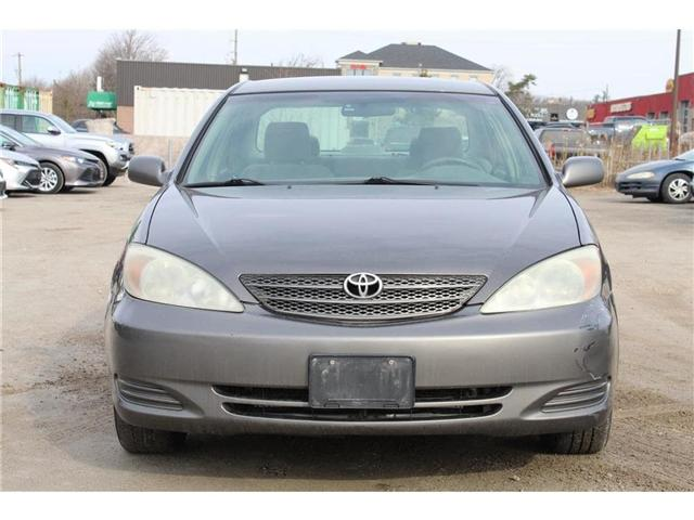 2004 Toyota Camry  (Stk: 937299) in Milton - Image 2 of 14