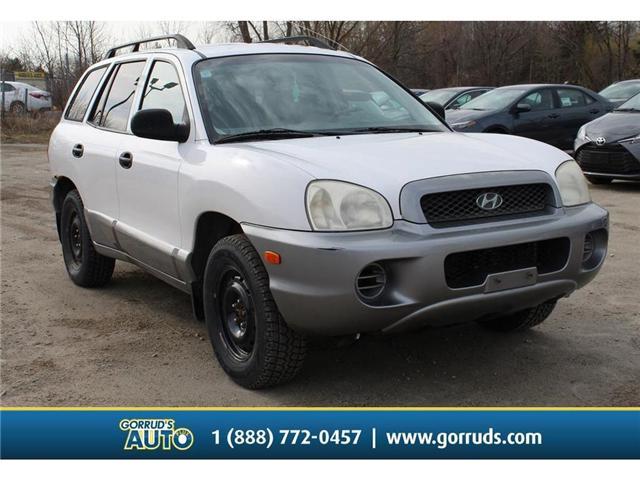 2003 Hyundai Santa Fe  (Stk: 533941) in Milton - Image 1 of 14