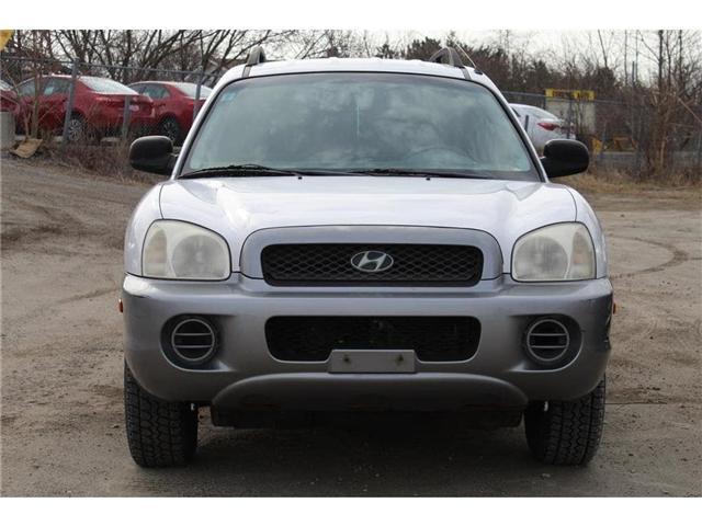 2003 Hyundai Santa Fe  (Stk: 533941) in Milton - Image 2 of 14