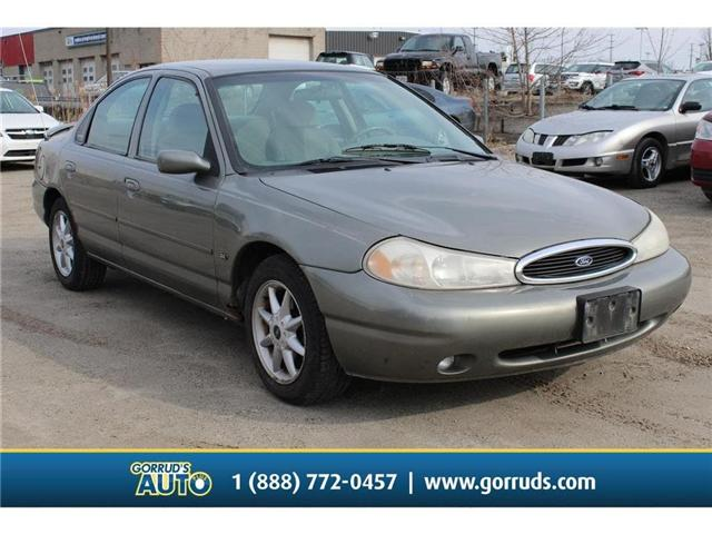 1999 Ford Contour SE (Stk: 185346) in Milton - Image 1 of 14