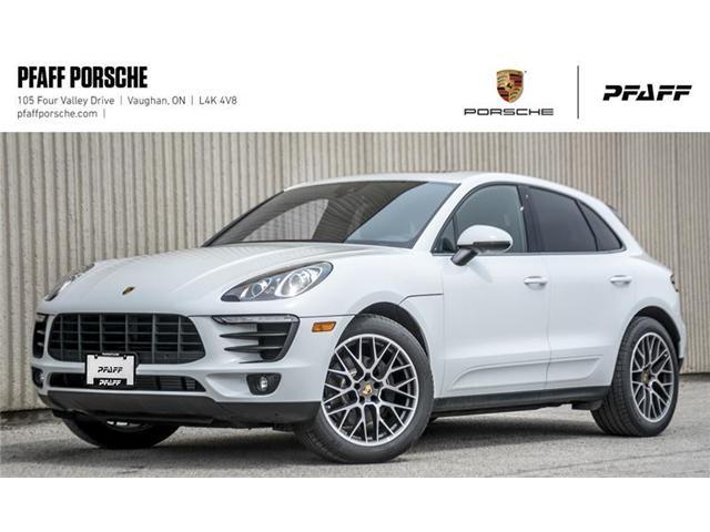 2018 Porsche Macan Sport Edition (Stk: P13955) in Vaughan - Image 1 of 22