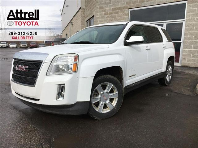 2011 GMC Terrain SLE-1 FWD FOG LAMPS, ALLOY WHEELS, ABS, TINT, BLUE (Stk: 42729A) in Brampton - Image 1 of 23