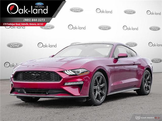 2019 Ford Mustang EcoBoost (Stk: 9G026) in Oakville - Image 1 of 23