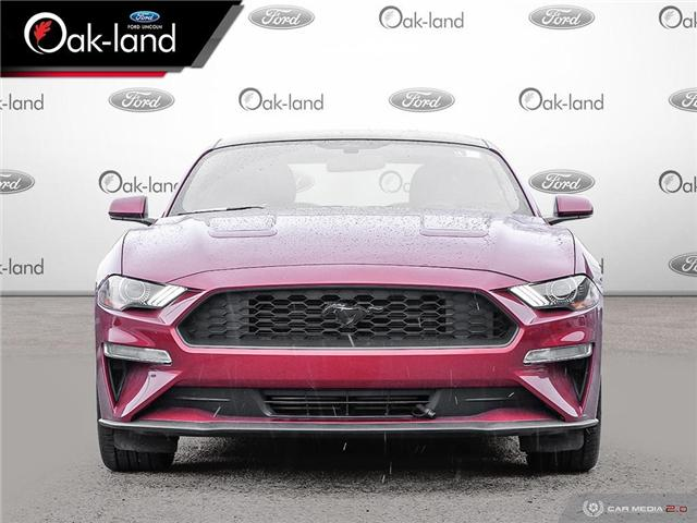 2019 Ford Mustang EcoBoost (Stk: 9G026) in Oakville - Image 2 of 23