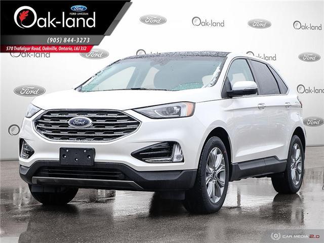 2019 Ford Edge Titanium (Stk: 9D040) in Oakville - Image 1 of 25