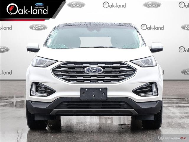 2019 Ford Edge Titanium (Stk: 9D040) in Oakville - Image 2 of 25