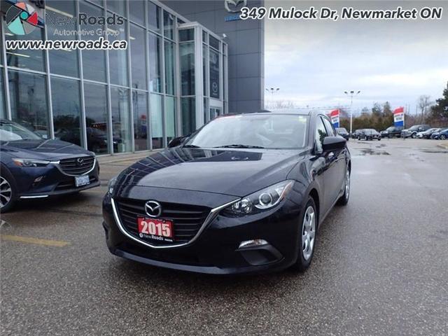 2015 Mazda Mazda3 GX (Stk: 14152) in Newmarket - Image 1 of 30