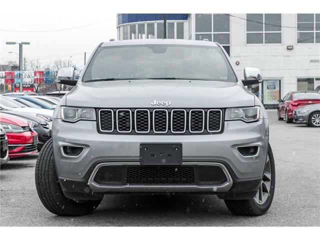2018 Jeep Grand Cherokee Limited (Stk: 7877PR) in Mississauga - Image 2 of 8