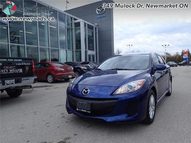 2013 Mazda Mazda3 GS-SKY (Stk: 40993A) in Newmarket - Image 1 of 30