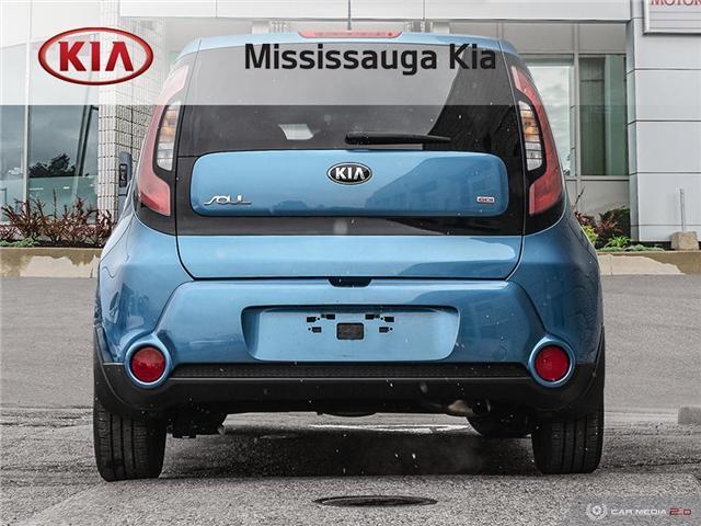 2015 Kia Soul LX (Stk: SL19056DT) in Mississauga - Image 5 of 27