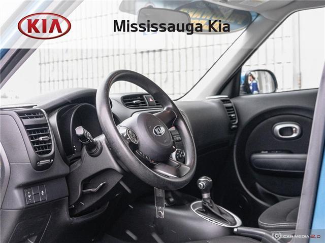 2015 Kia Soul LX (Stk: SL19056DT) in Mississauga - Image 13 of 27