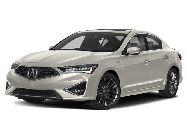 2019 Acura ILX Tech A-Spec (Stk: K800955R) in Brampton - Image 1 of 9