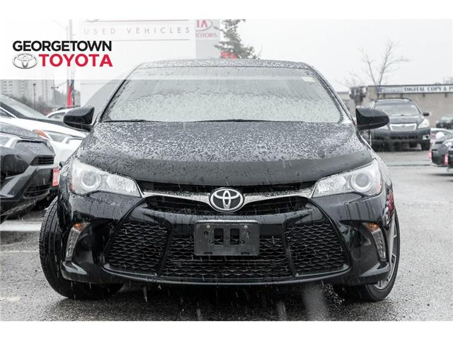 2015 Toyota Camry  (Stk: 15-19273) in Georgetown - Image 2 of 19