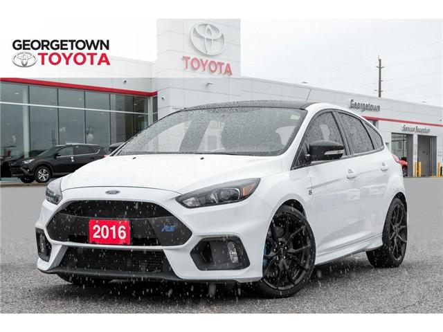 2016 Ford Focus RS Base (Stk: 16-14287) in Georgetown - Image 1 of 19