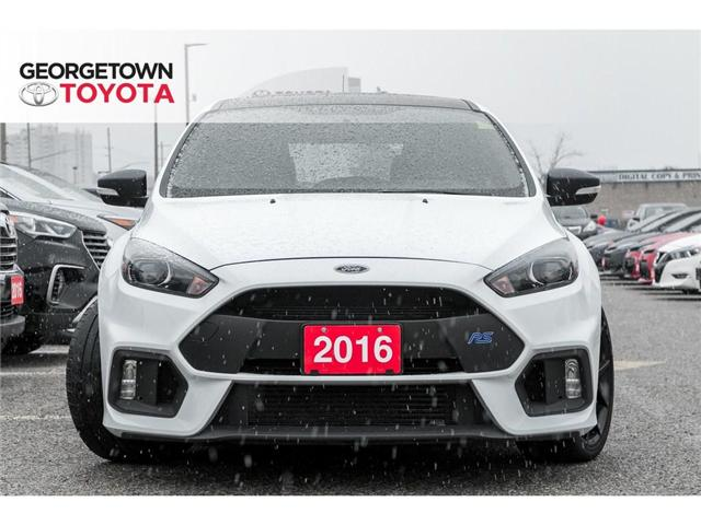 2016 Ford Focus RS Base (Stk: 16-14287) in Georgetown - Image 2 of 19