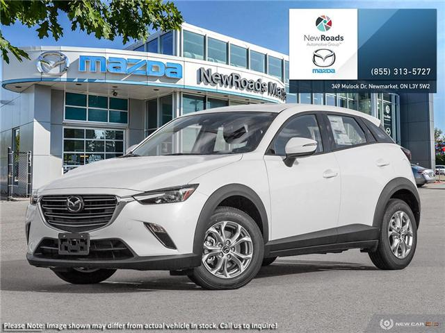 2019 Mazda CX-3 GS AWD (Stk: 41044) in Newmarket - Image 1 of 23