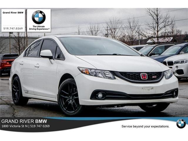 2013 Honda Civic Si (Stk: 20242B) in Kitchener - Image 1 of 22
