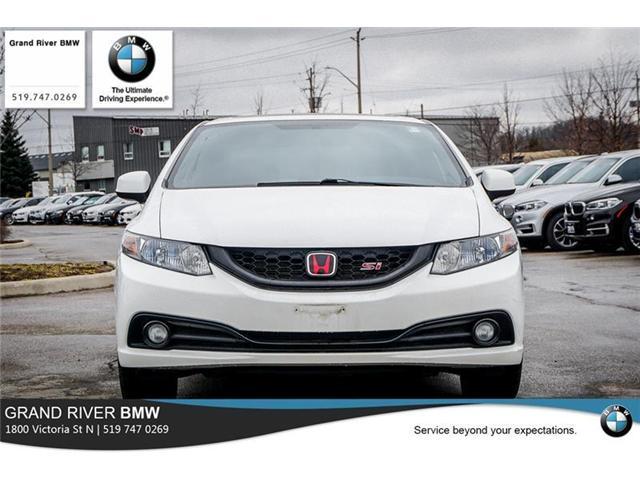 2013 Honda Civic Si (Stk: 20242B) in Kitchener - Image 2 of 22