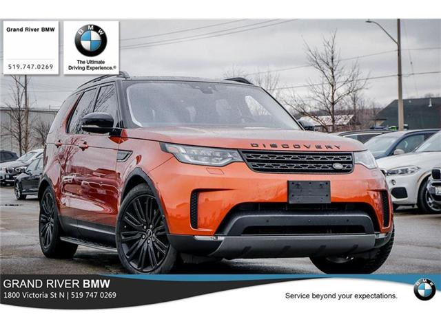 2017 Land Rover Discovery First Edition (Stk: 50768B) in Kitchener - Image 1 of 22