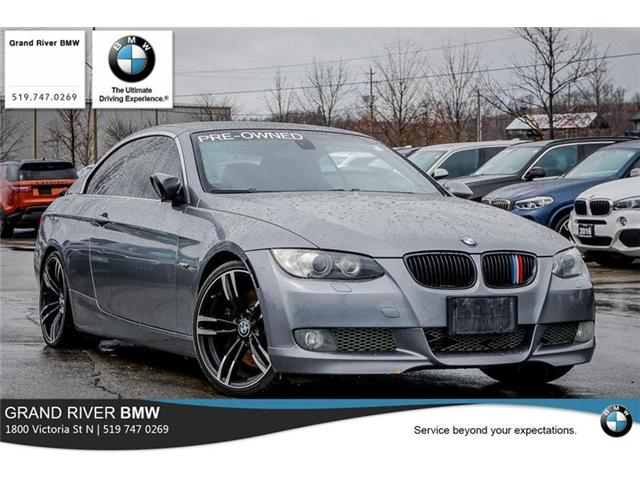 2007 BMW 335i  (Stk: PW4674A) in Kitchener - Image 1 of 22